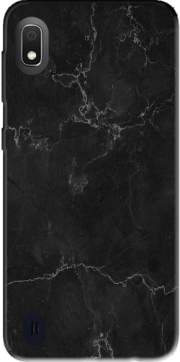 Black Marble Samsung Galaxy A10 Case