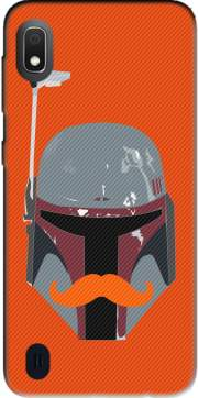 Boba Stache Case for Samsung Galaxy A10