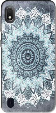 Bohochic Mandala in Blue Case for Samsung Galaxy A10