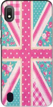 British Girls Flag Samsung Galaxy A10 Case