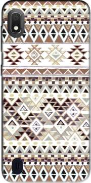 BROWN TRIBAL NATIVE Case for Samsung Galaxy A10