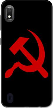 Communist sickle and hammer Samsung Galaxy A10 Case