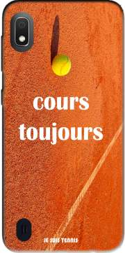 Cours Toujours Case for Samsung Galaxy A10