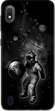 Deep Sea Space Diver Case for Samsung Galaxy A10