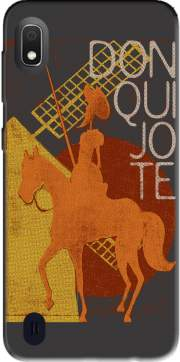 Don Quixote Case for Samsung Galaxy A10