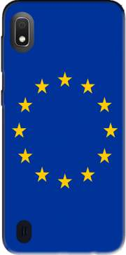 Europeen Flag Case for Samsung Galaxy A10