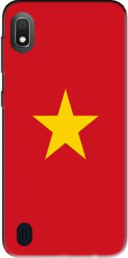 Flag of Vietnam Case for Samsung Galaxy A10