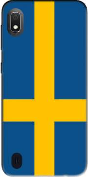 Flag Sweden Case for Samsung Galaxy A10
