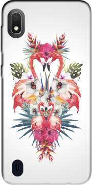Flamingos Tropical Case for Samsung Galaxy A10