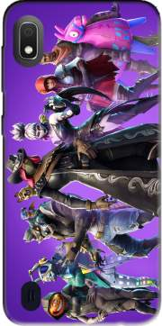 fortnite Season 6 Pet Companions Case for Samsung Galaxy A10