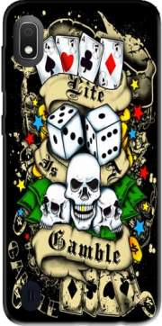 Love Gamble And Poker Case for Samsung Galaxy A10
