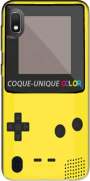 Gameboy Color Yellow Case for Samsung Galaxy A10
