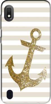 Gold Mariniere Case for Samsung Galaxy A10