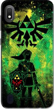 Hyrule Art for Samsung Galaxy A10