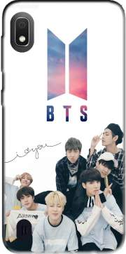 K-pop BTS Bangtan Boys Case for Samsung Galaxy A10