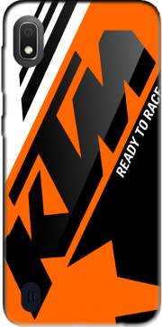 KTM Racing Orange And Black for Samsung Galaxy A10