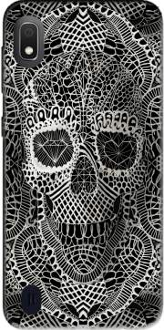 Lace Skull Case for Samsung Galaxy A10