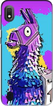 Lama Fortnite Case for Samsung Galaxy A10