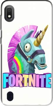 Unicorn video games Fortnite Case for Samsung Galaxy A10