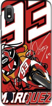 Marc marquez 93 Fan honda Case for Samsung Galaxy A10