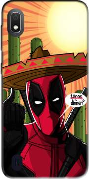Mexican Deadpool for Samsung Galaxy A10