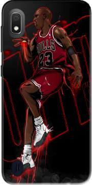 Michael Jordan Case for Samsung Galaxy A10