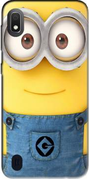 Minions Face Case for Samsung Galaxy A10