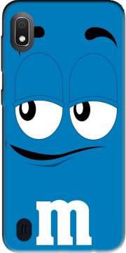 M&M's Blue Case for Samsung Galaxy A10
