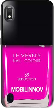Nail Polish 69 Seduction Case for Samsung Galaxy A10