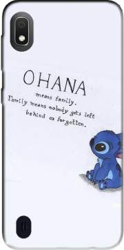 Ohana Means Family Case for Samsung Galaxy A10