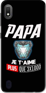 Papa je taime plus que 3x1000 Case for Samsung Galaxy A10