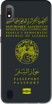 Passeport Algeria Case for Samsung Galaxy A10