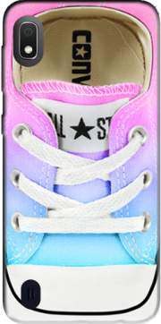 All Star Basket shoes rainbow Case for Samsung Galaxy A10