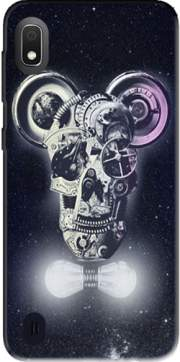 Skull Mickey Mechanics in space Case for Samsung Galaxy A10