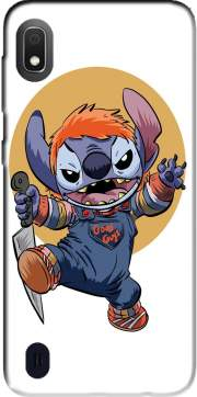 Stitch X Chucky Halloween Samsung Galaxy A10 Case