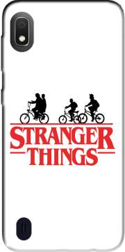 Stranger Things by bike Case for Samsung Galaxy A10