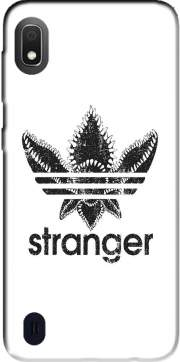 Stranger Things Demogorgon Monster JOKE Adidas Parodie Logo Serie TV Case for Samsung Galaxy A10