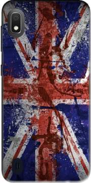Union Jack Painting Case for Samsung Galaxy A10