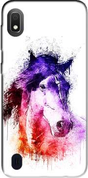 watercolor horse Case for Samsung Galaxy A10