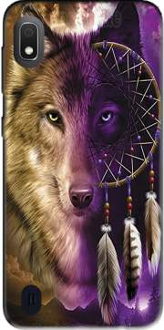 Wolf Dreamcatcher Case for Samsung Galaxy A10