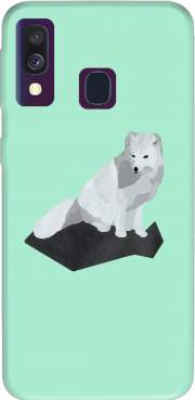 Arctic Fox Case for Samsung Galaxy A40