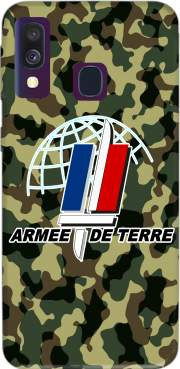 Armee de terre - French Army Case for Samsung Galaxy A40