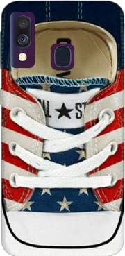 All Star Basket shoes USA for Samsung Galaxy A40