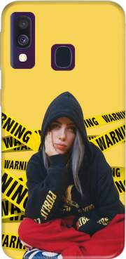 Billie Eilish Case for Samsung Galaxy A40