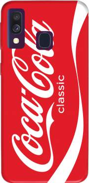Coca Cola Rouge Classic for Samsung Galaxy A40
