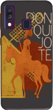 Don Quixote Case for Samsung Galaxy A40