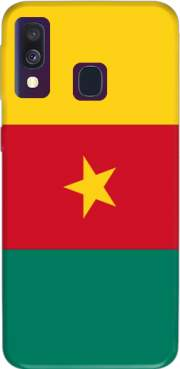 Flag of Cameroon Case for Samsung Galaxy A40