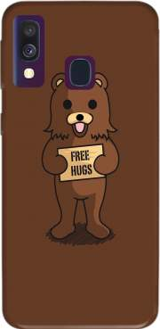 Free Hugs Case for Samsung Galaxy A40