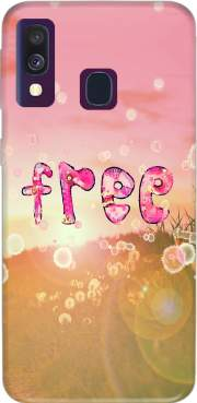 Free Case for Samsung Galaxy A40