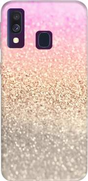 Gatsby Glitter Pink Case for Samsung Galaxy A40